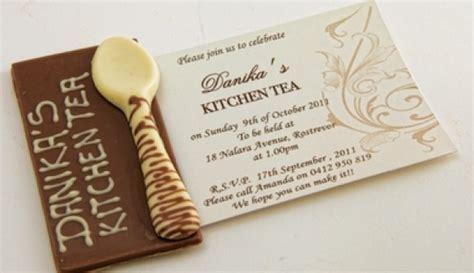 Kitchen Tea Invitation Ideas   The Wedding Warehouse