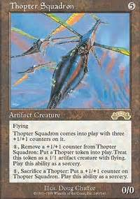 thopter deck magic duels karn the colorless commander edh mtg deck