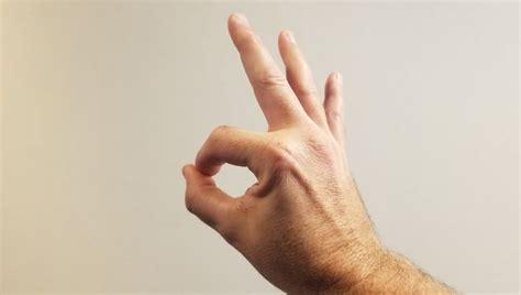 hand gesture added  hate symbols