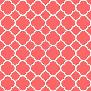 pattern in coral color - Google Search | Earrings ...