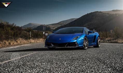 Lamborghini Lp 55060 Vorsteiner Renazzo Bumper Announced