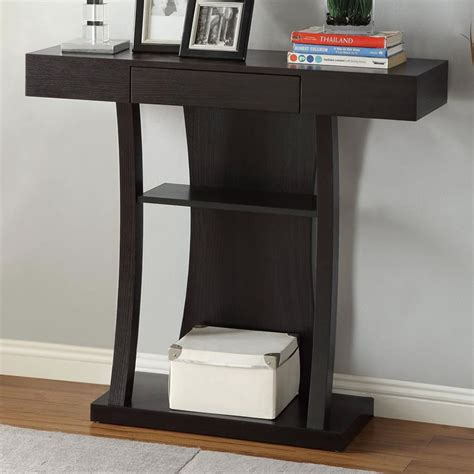 modern console table for entryway contemporary furniture stores console entryway table
