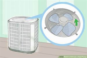 How To Defrost A Heat Pump  7 Steps  With Pictures