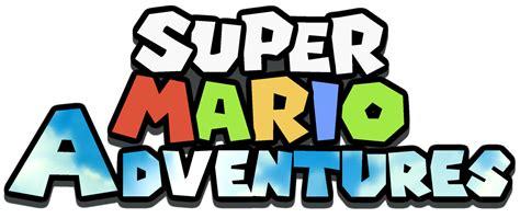 Super Mario Adventures Logo By Heiseigoji91 On Deviantart