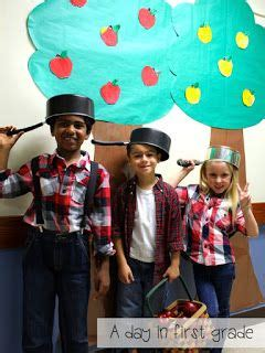 More Apples and Johnny Appleseed Day! | Johnny appleseed ...
