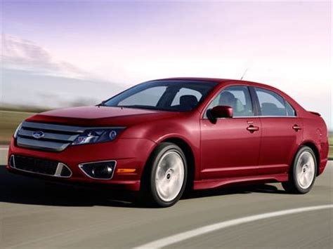 ford fusion pricing ratings reviews kelley
