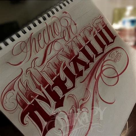 Best 25+ Chicano Lettering Ideas On Pinterest Chicano