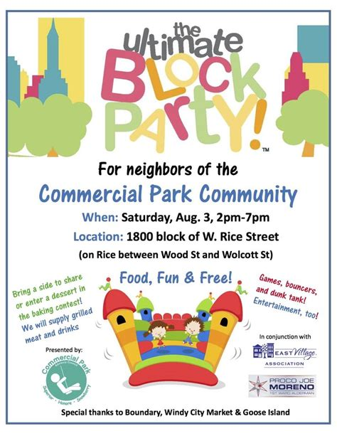 block party clip art bing images party invite