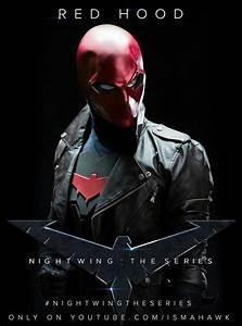 Red Hood in NIGHTWING: The Series / youtube.com/ismahawk ...