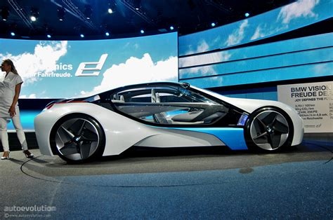 BMW Vision EfficientDynamics Takes First Place in ...