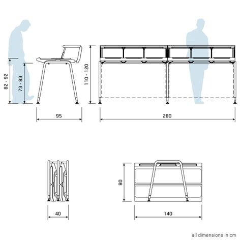 Bar Dimensions by Justincase Products Mobile Bar Set