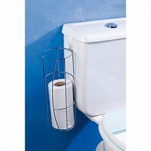 Panier Papier Toilette : accroche r serve papier wc m tal porte papier toilette et brosse wc accessoire de wc wc ~ Teatrodelosmanantiales.com Idées de Décoration