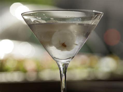 lychee martini lychee martini recipe epicurious com