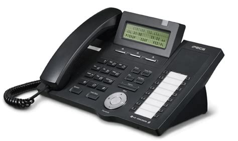 Lg Aria 130 Telephone System With 8 Handsets