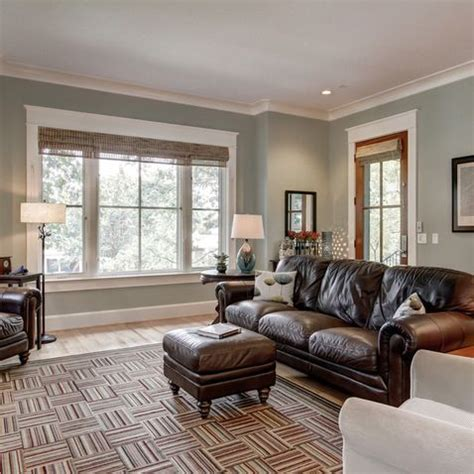 living room wall color  sherwin williams contented