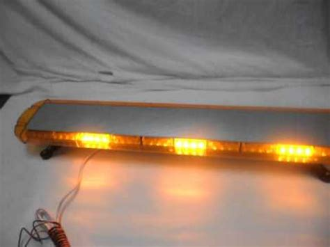 tow truck emergency light bar strobe led 47 quot
