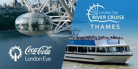 London Eye Boat Cruise by London Eye River Cruise London Eye