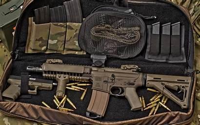 Glock Guns Tactical Ar Wallpapers Weapons Magpul