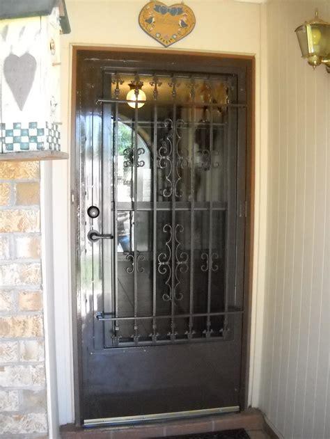custom iron doors el paso custom iron works custom iron security doors