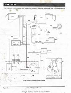18 Perfect Ezgo Starter Wiring Diagram Pictures