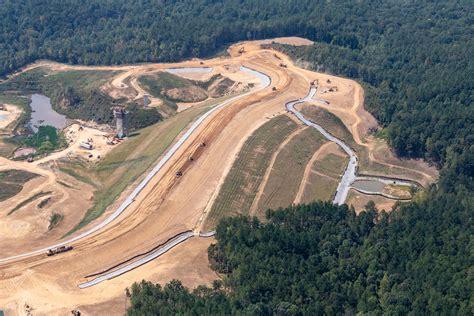 richland dam creek brad cole construction