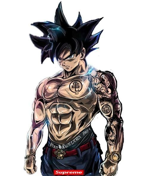 Goku Wallpaper Hypebeast in 2020   Goku wallpaper, Naruto ...