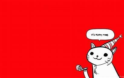 Meme Cat Party Wallpapers Desktop Memes Background