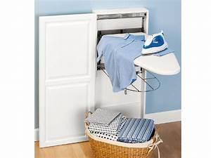 Planche à Repasser Murale : meuble de repassage escamotable 28938 ~ Premium-room.com Idées de Décoration