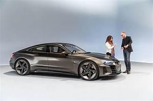 Audi E Tron Gt : q a audi s design boss on the e tron gt concept autocar ~ Medecine-chirurgie-esthetiques.com Avis de Voitures