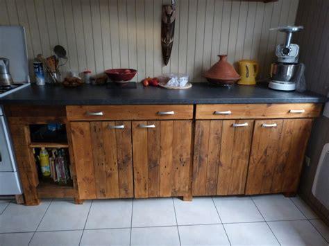 faire un meuble de cuisine soi meme meuble de cuisine a faire soi meme mobilier design