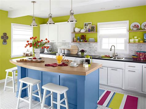 creative ideas for kitchen cabinets small kitchen islands pictures options tips ideas hgtv