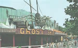 Ghost Ship Kennywood Park