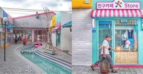 spot foto instagrammable ala korea hadir  jogja berita