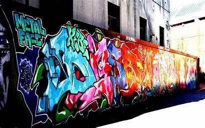 Graffiti Artistic Wallpapers Background Wall