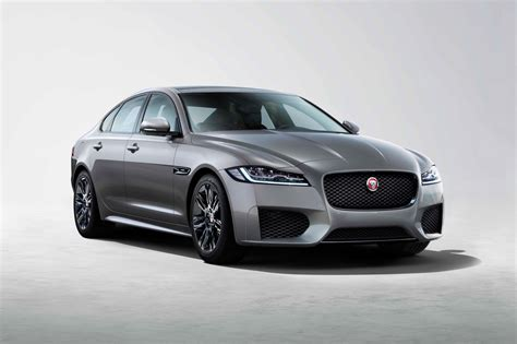 jaguar updates xf saloon  sportbrake   car