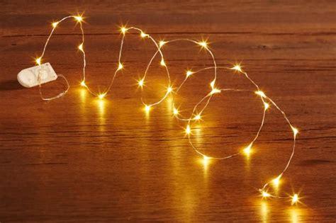 Led Lichter Einzeln by Led Lichterkette Mit Batterie 20er Real
