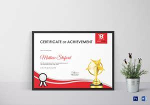 golf certificate designs templates  word psd