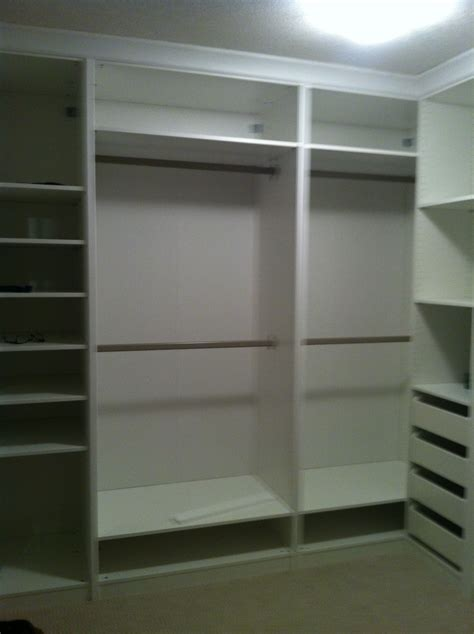 Ikea Built In Closet by Ikea Quot Built In Quot Closet New Home