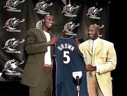 Jordan Michael Kwame Brown Nba Draft Picks