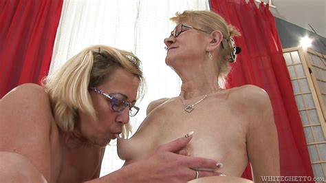 Beata A Milli In Old Sluts Suck And Lick Each Other My