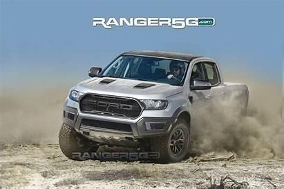 Raptor Ranger Ford Ranger5g Looks Renders Teaser