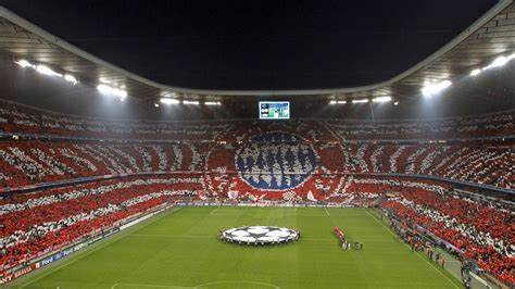 full hd wallpaper allianz arena  view stadium munich