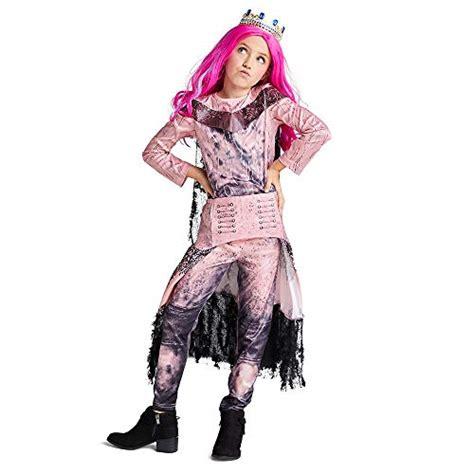 hot descendants costumes  girls evie mal lonnie