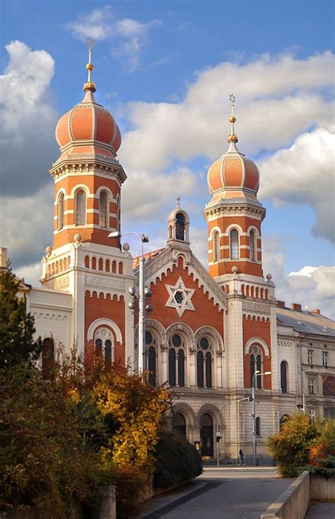 ten renovated czech synagogues  reopen  year radio