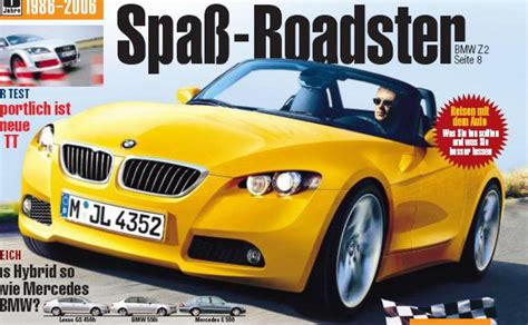 Bmw Coupe Convertible Coming News Top Speed
