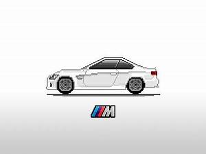 Pixel Art Voiture De Sport : 8 bit bmw 8 bit pixel art pinterest beautiful inspiration and artworks ~ Maxctalentgroup.com Avis de Voitures