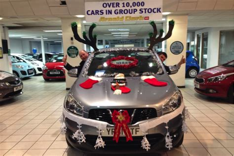 christmas decoration for cars how to decorate your car for