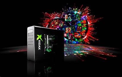 Gaming Desktop Wallpapers Computer Computers Xidax Pc