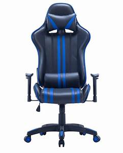 ONE Fauteuil de Bureau Racing Gaming Chair Kayelles