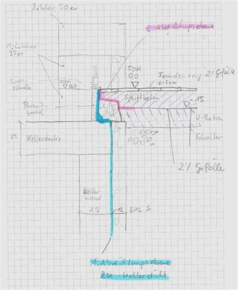 Wie Dämme Ich Richtig by Sockel Bodenplatte D 228 Mmen Fl 228 Mmen 50iger Seite 2